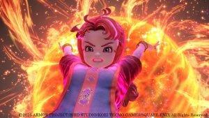 Dragon Quest Heroes II Maribel boule de feu.jpg