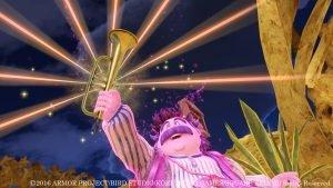 Dragon Quest Heroes II Torneko trompette.jpg
