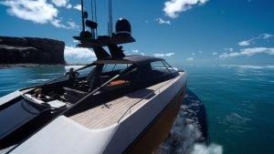 FF XV Noctis Gladiolus Prompto Ignis bateau.jpg