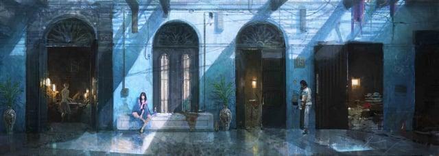 Final Fantasy XV: De somptueux concept-arts commentés