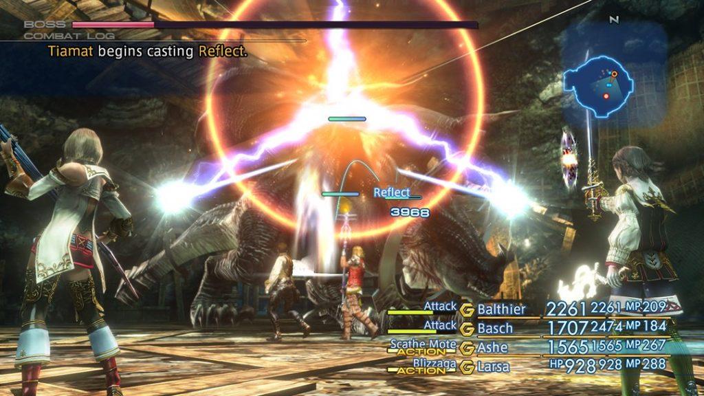 Final Fantasy XII The Zodiac Age en 2017 sur PS4!