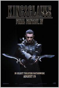 [MàJ] Kingsglaive: Date de sortie US et trailer E3