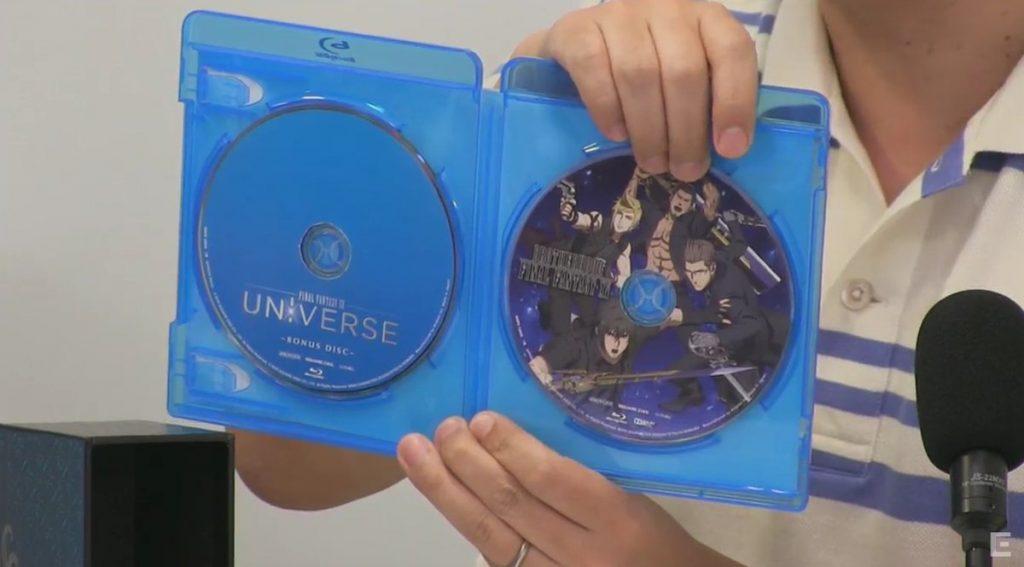Final Fantasy XV Universe: Un ATR 100 % cuir et unboxing