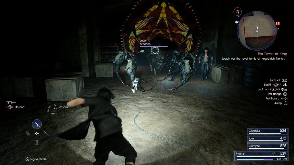 [MàJ] Final Fantasy XV: 50 images pour la version Master