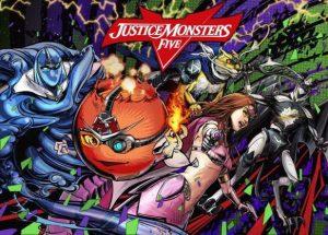 Justice Monsters Five disponible dès le 30 août