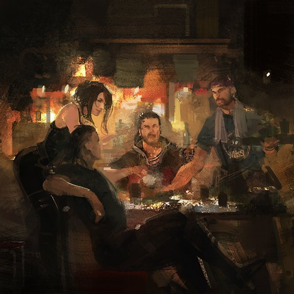 Kingsglaive s'illustre avec de somptueux concept-arts