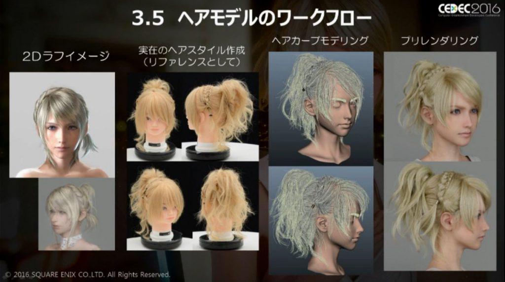Final Fantasy XV: Une structure à deux facettes