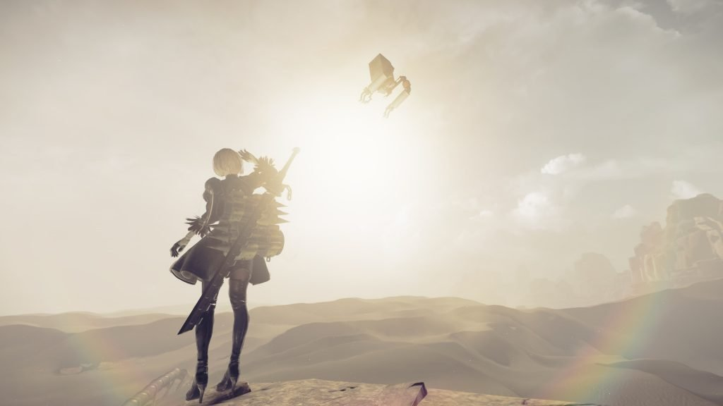 NieR Automata sera également proposé sur Steam en 2017