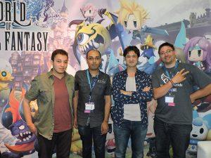 Gamescom 2016: Interview d'Hiroki Chiba - WoFF