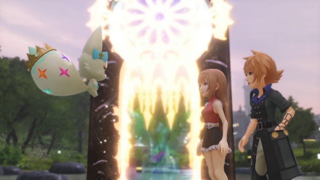 Beaucoup d'images pour World of Final Fantasy à la PAX West