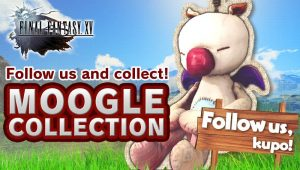 Final Fantasy XV: Des Moogles qui portent chance
