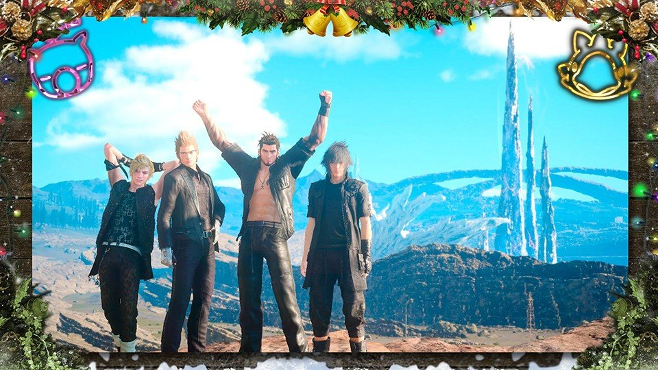 Premier DLC et New Game + pour Final Fantasy XV