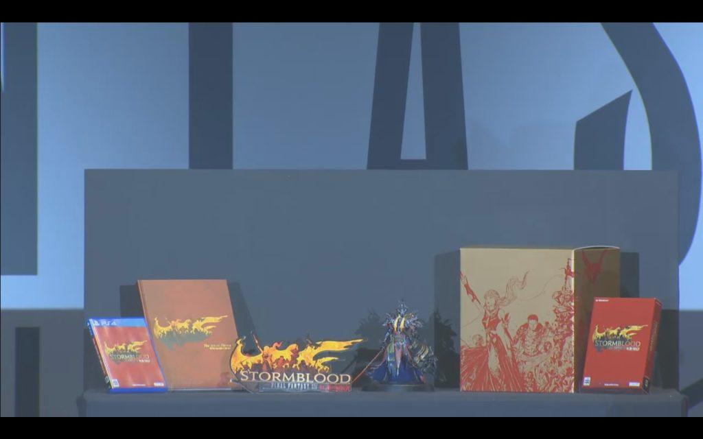FF XIV: StormBlood, date de sortie et collector