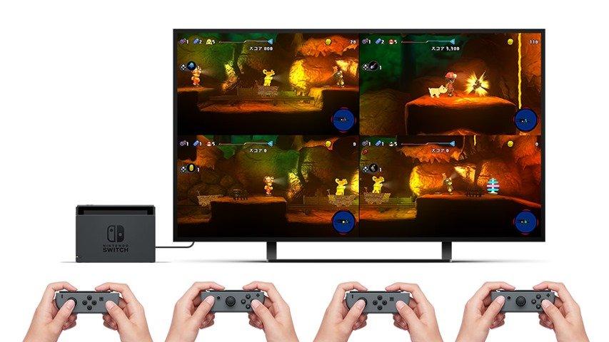 Project OCTOPATH TRAVELER annoncé avec la Nintendo Switch