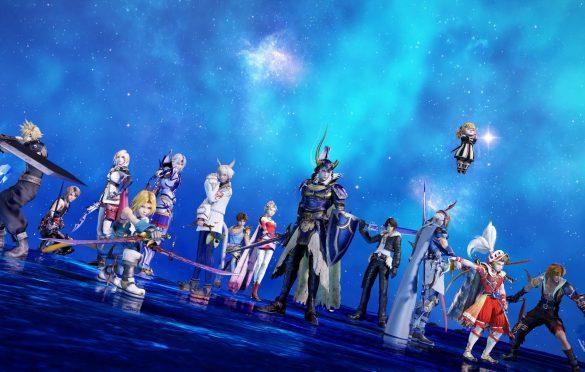 Dissidia Final Fantasy NT : dissidence au sein de la même série