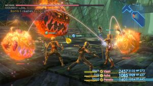 FFXII TZA: Preview du jeu et interview d'Hiroaki Kato