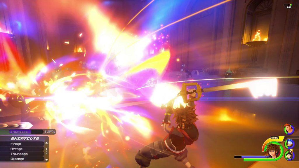 [E3 2017] Nouveau trailer pour Kingdom Hearts III!