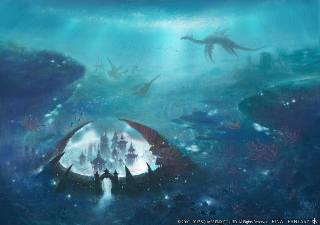 FFXIV: StormBlood, le Trailer de lancement est là