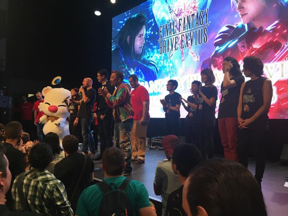Retour sur la Fan Festa de Final Fantasy Brave Exvius