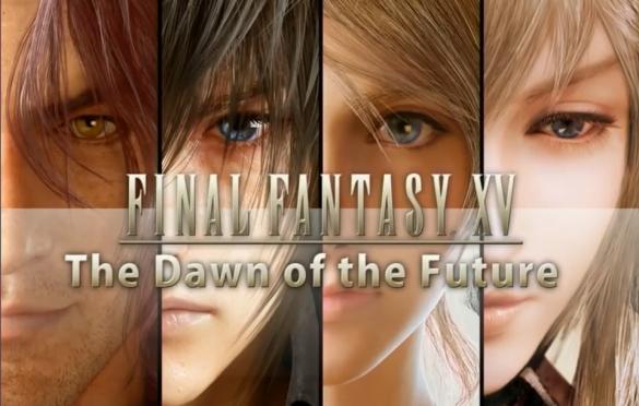 Le visuel promotionnel des DLC The Dawn of the Future à leur annonce