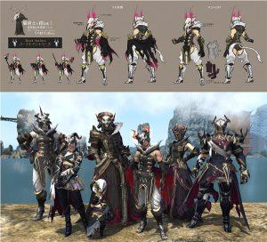 FFXIV Armor Contest Final Fantasy Dream 1.png