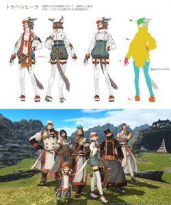 FFXIV Armor Contest Final Fantasy Dream 3.png
