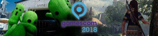 Gamescom 2018 x FFDREAM