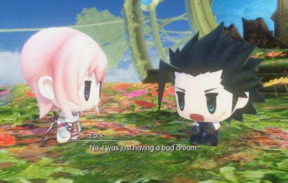 World of Final Fantasy Maxima annoncé