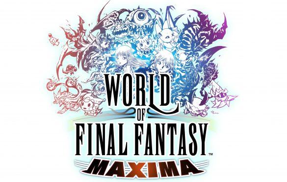 World of Final Fantasy maxima logo