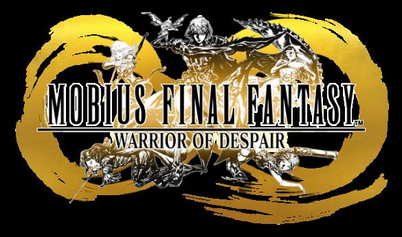 Logo Mobius Final Fantasy : Le Guerrier du désespoir