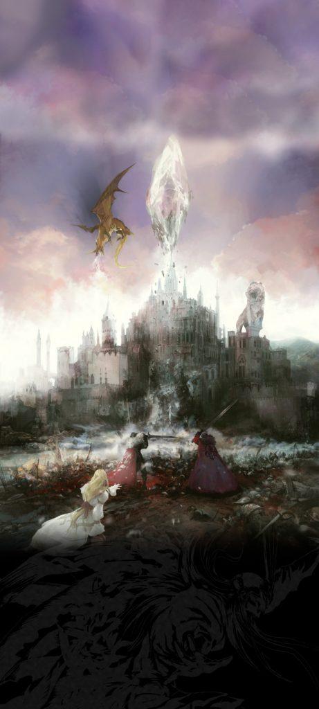 Annonce de War of the Visions: Final Fantasy Brave Exvius, un TRPG pour 2019