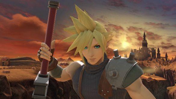 Sortie de Super Smash Bros. Ultimate : le hérisson blond vient broyer du plombier