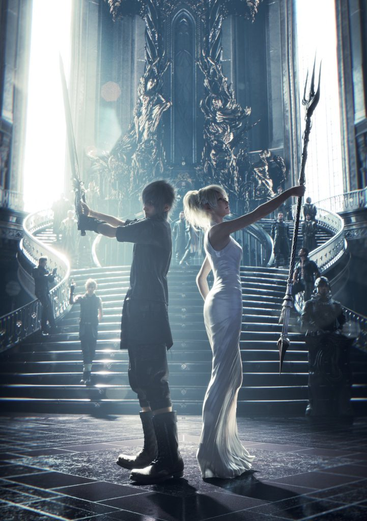 Les derniers visuels de Final Fantasy