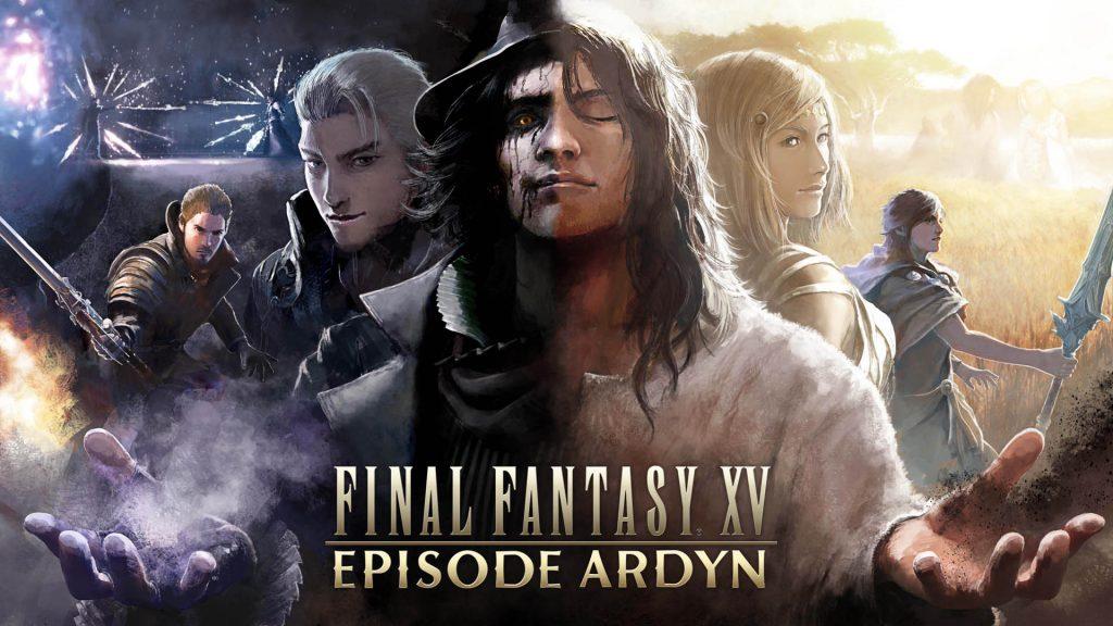Le prologue animé de l'Épisode d'Ardyn disponible, et détails sur le DLC