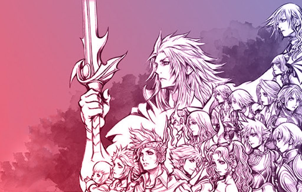 Final Fantasy Dissidia Opera Omnia : trailer de gameplay