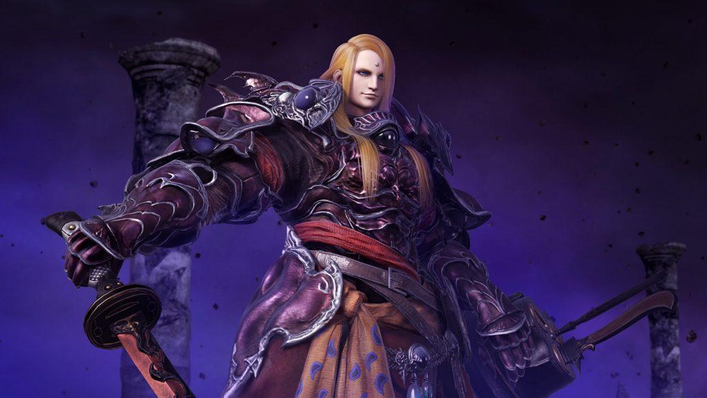 Zenos yae Galvus profite de l'effervescence autour de FFXIV pour s'inviter dans Dissidia
