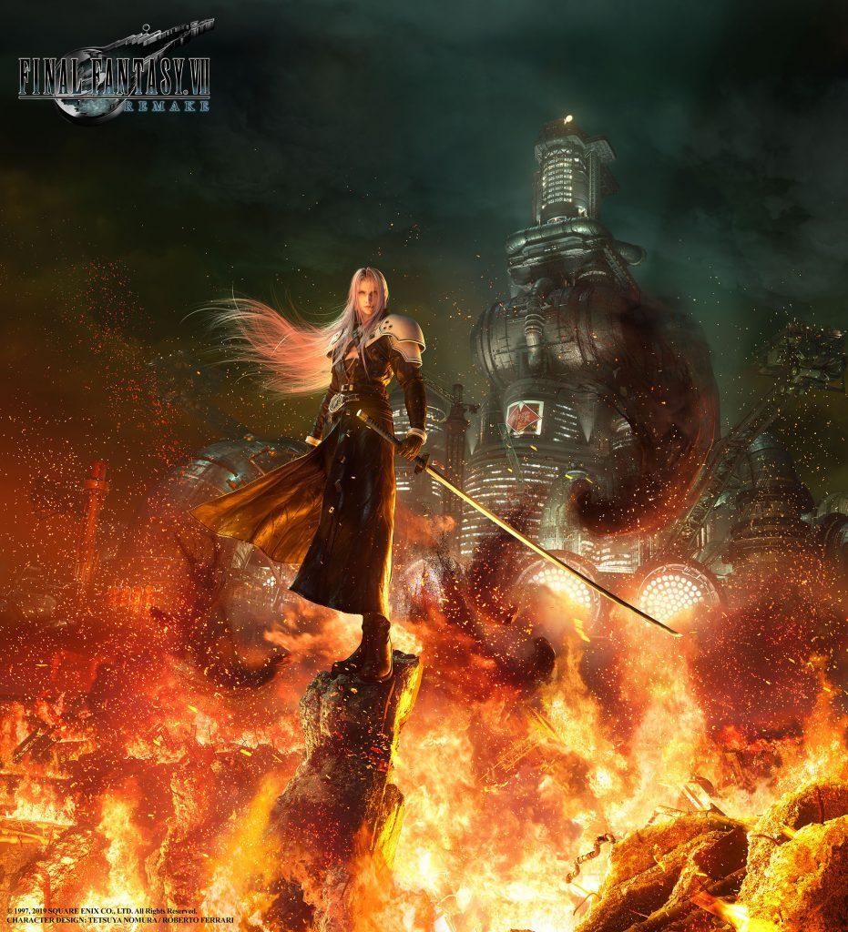 Final Fantasy VII Remake dévoile sa date de sortie