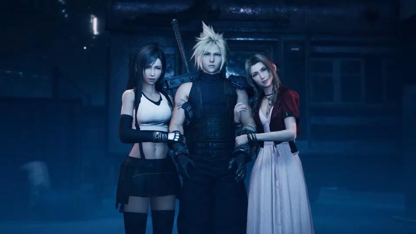 Final Fantasy VII Remake sort l'artillerie pour le TGS 2019 : Shinra, invocations et nouveautés