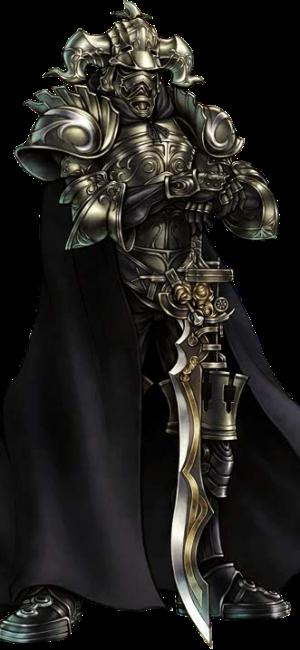 Dissidia Final Fantasy Gabranth Nomura