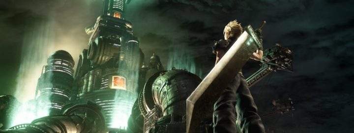 Final Fantasy VII Remake - image promotionnelle complète TGS 2019
