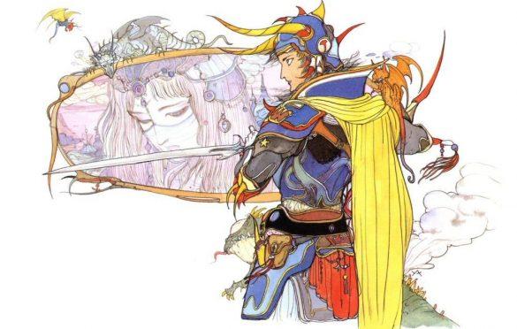 Couverture originale de Final Fantasy