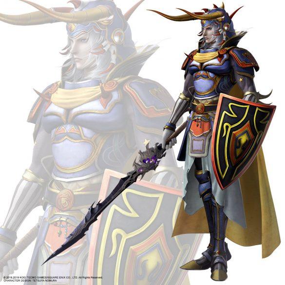 Costume de lumière et volants de ténèbres pareront deux héros de Dissidia NT