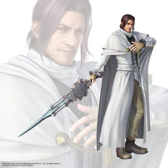 La tenue alternative d'Ardyn est celle qu'il portait dans Episode Ardyn Prologue, quand il agissait comme humble guérisseur du Mal de la planète et roi en devenir