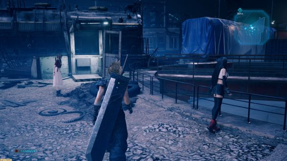 Vague d'images pour FFVII Remake, du mystérieux SOLDAT à Sephiroth en passant par un célèbre cimetière