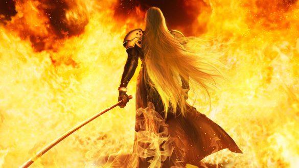 Voici ce que les SOLDAT ont de meilleur, Sephiroth. Salué comme un héros suite à la guerre de Wutai, beaucoup de jeunes ont rejoint les SOLDAT pour suivre ses traces. (SQEX FR)