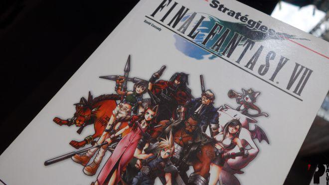 Final Fantasy et ses guides stratégiques