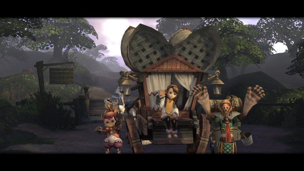 Final Fantasy Crystal Chronicles Remastered Edition nous montre ses nouveautés