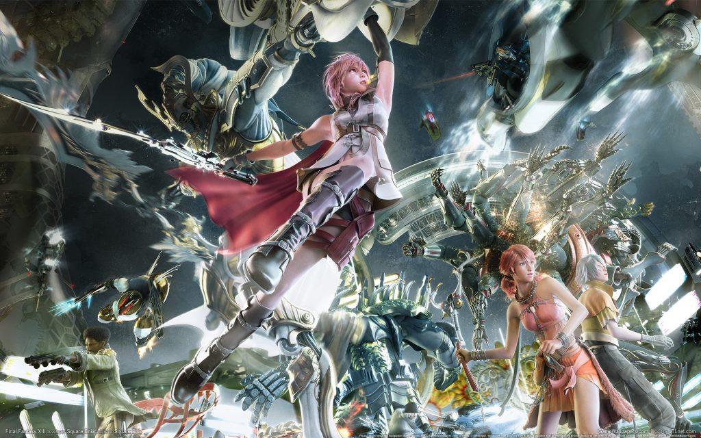 Final Fantasy et les scènes cinématiques :  le contemplatif au service d'une passivité attentive