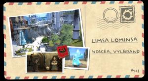 Voyage en Eorzea : Limsa Lominsa