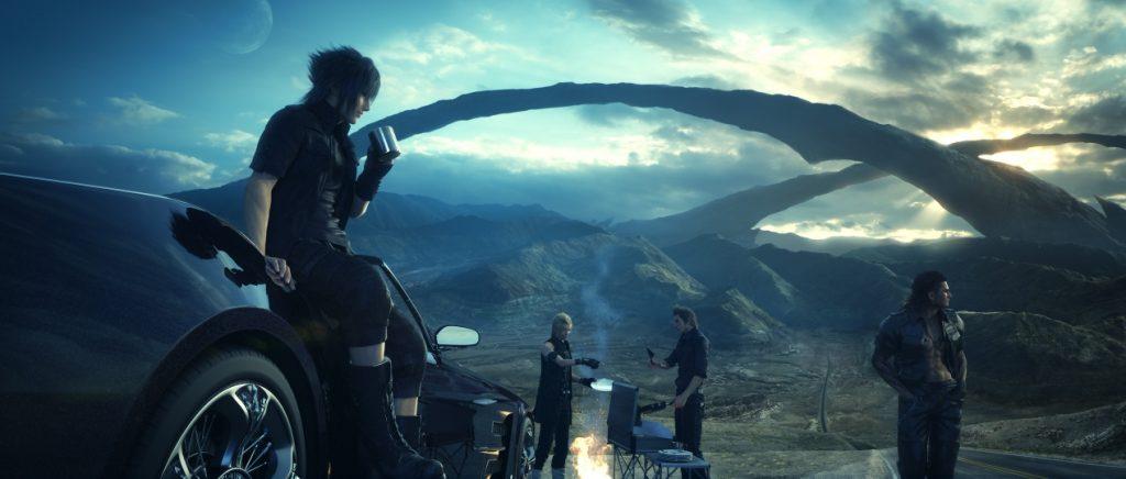 Final Fantasy XV fête sa 4ème bougie : vos réactions contrastées